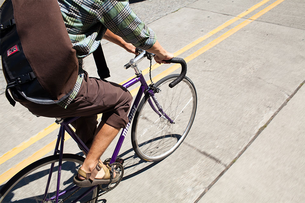 National Bike to Work Month