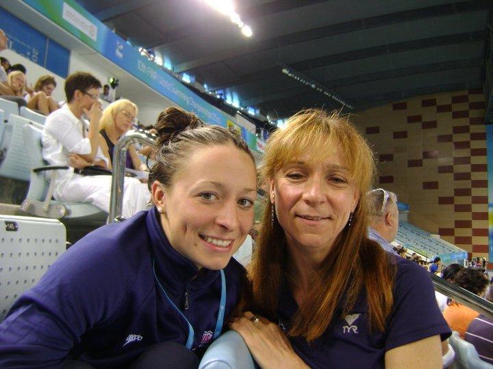 Ariana Kukors and Mom