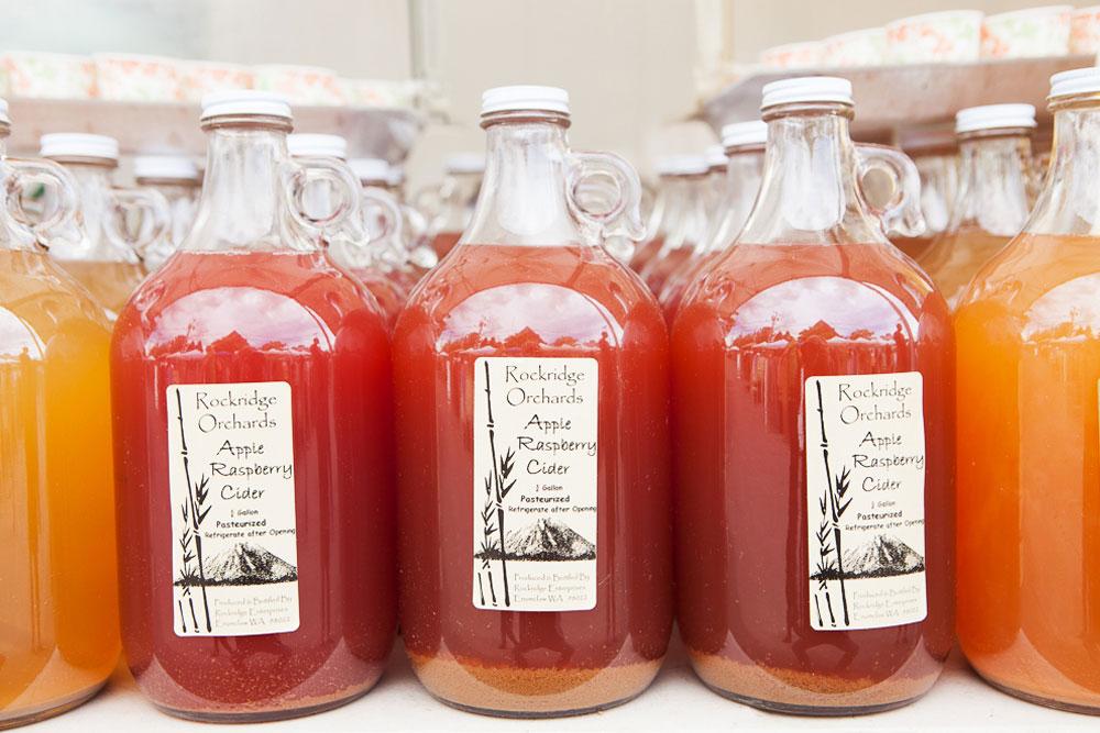 Rockridge Orchards cider