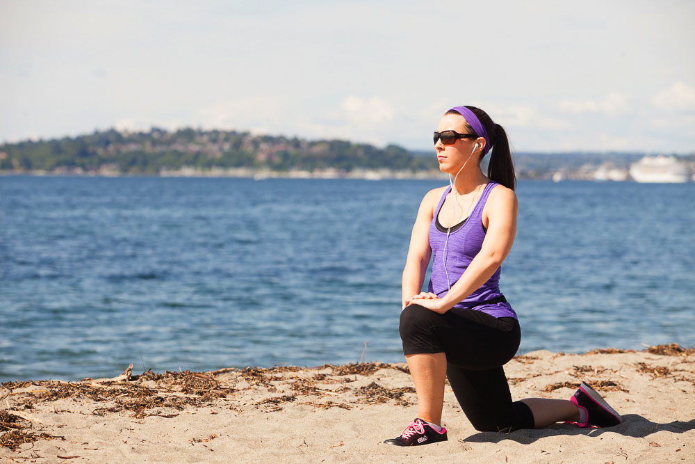 Tone-up for summer for amping up your outdoor routine