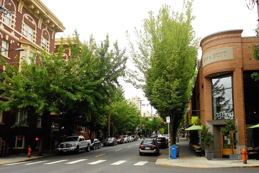 Portland Nob Hill 23rd