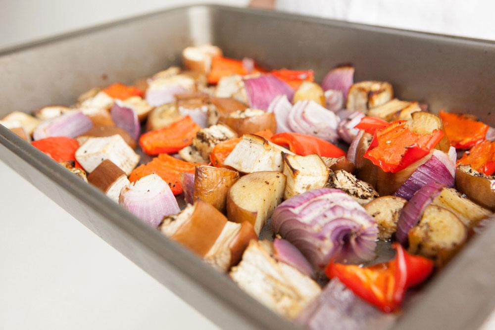 Eggplant Spread roast