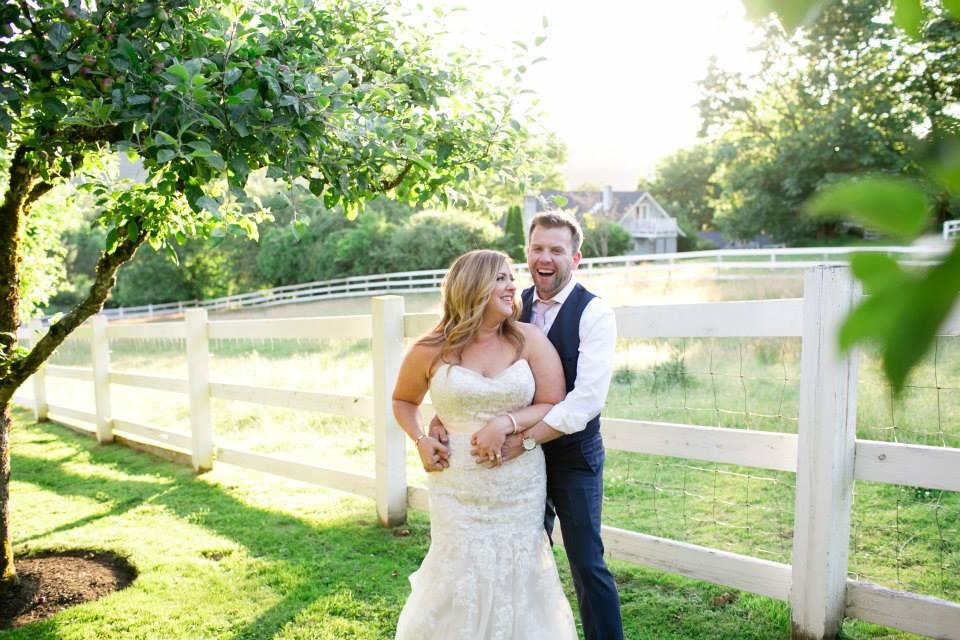 couples workout Whitney Haggerson Wedding