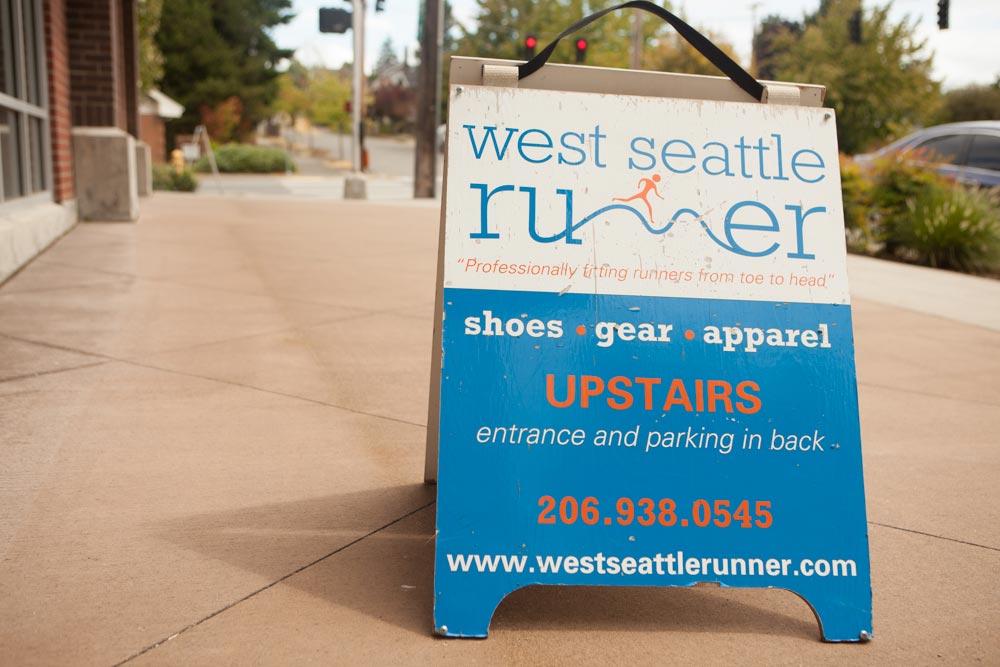 West Seattle's Alki Beach West Seattle Runner