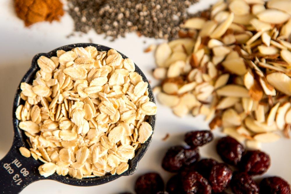 Grab-N-Go Breakfast Homemade Instant Oatmeal Packets