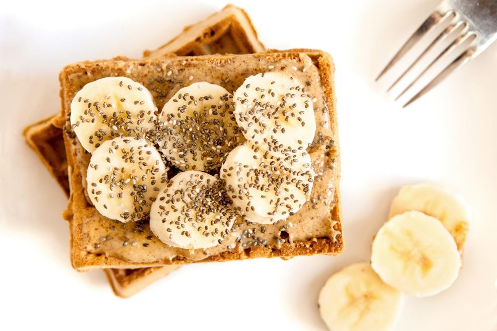 Grab-N-Go Breakfast ABC Wafflewich