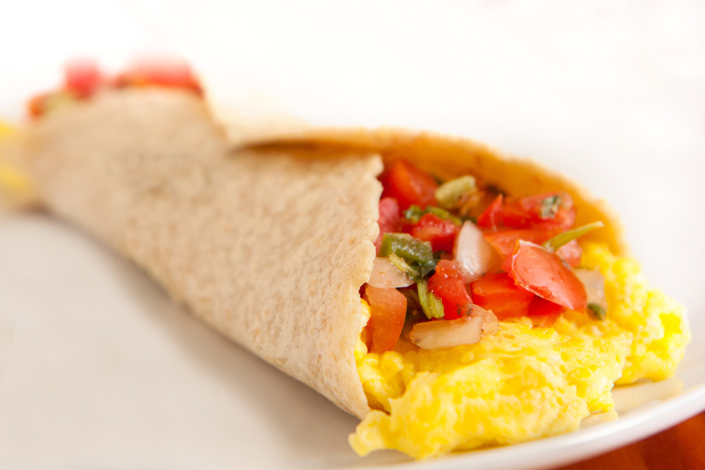 Grab-N-Go Breakfast 1-Minute Breakfast Burrito