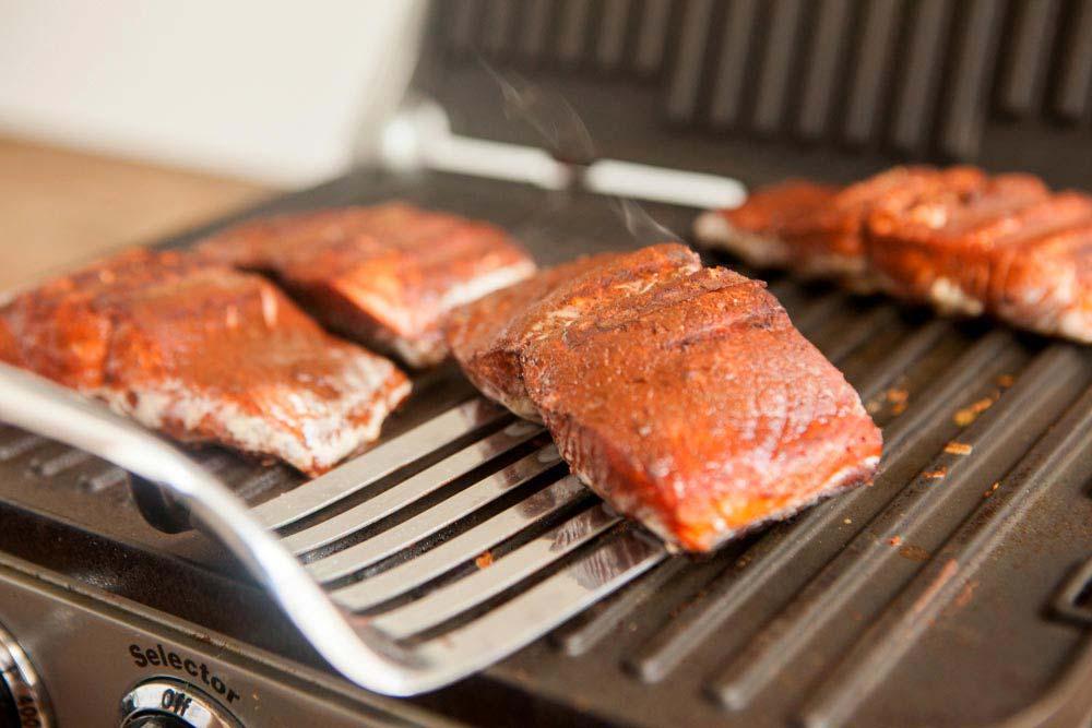 Cocoa Salmon recipe grill salmon
