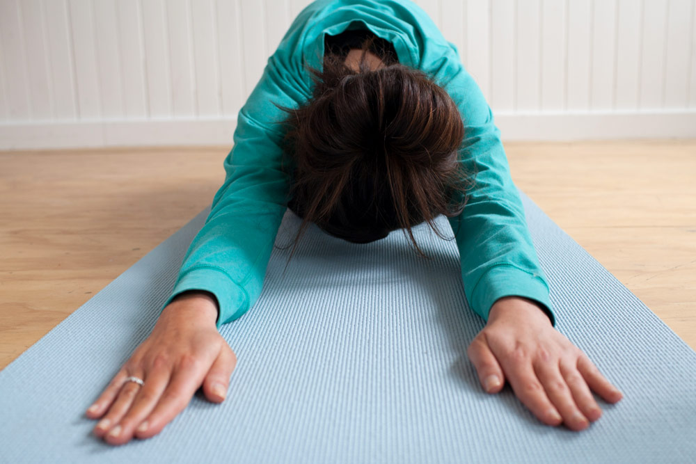 first-time workouts yoga