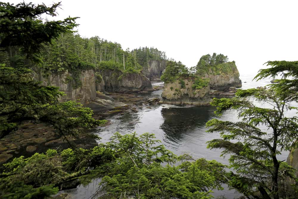 ancient hikes cape flattery