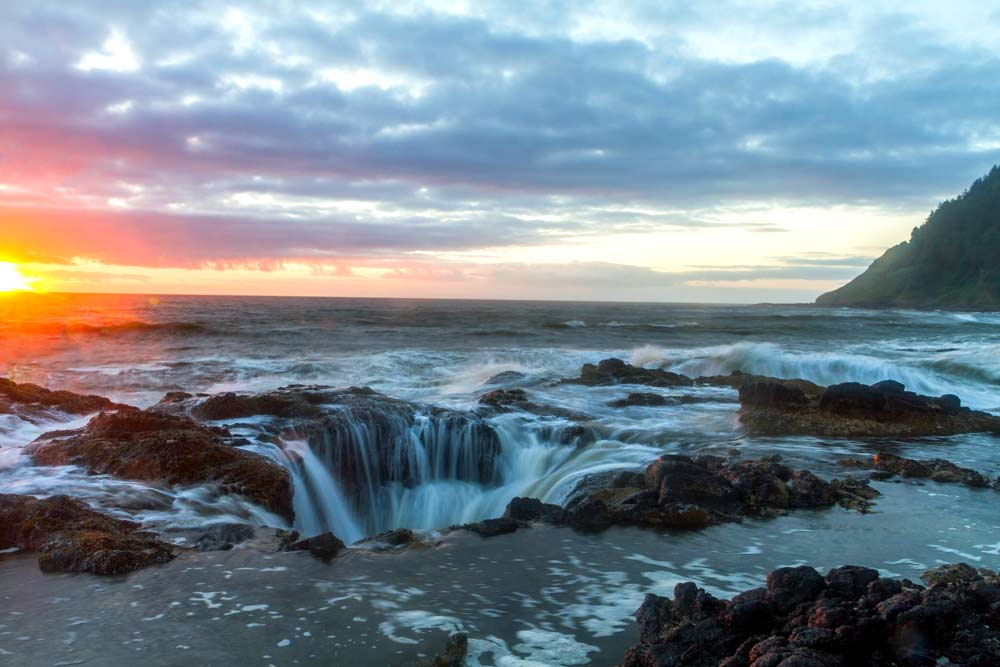 natural wonders of the northwest thors well