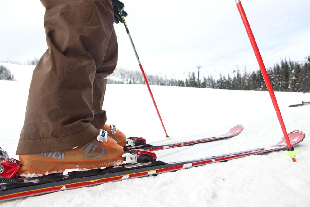 skiing in winthrop