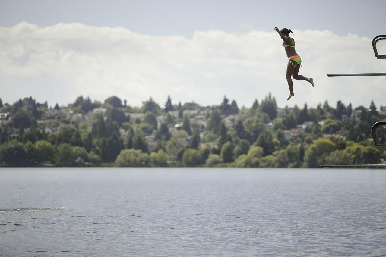 Last Summer Swim