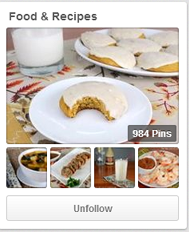 for the love of cooking-pinterest