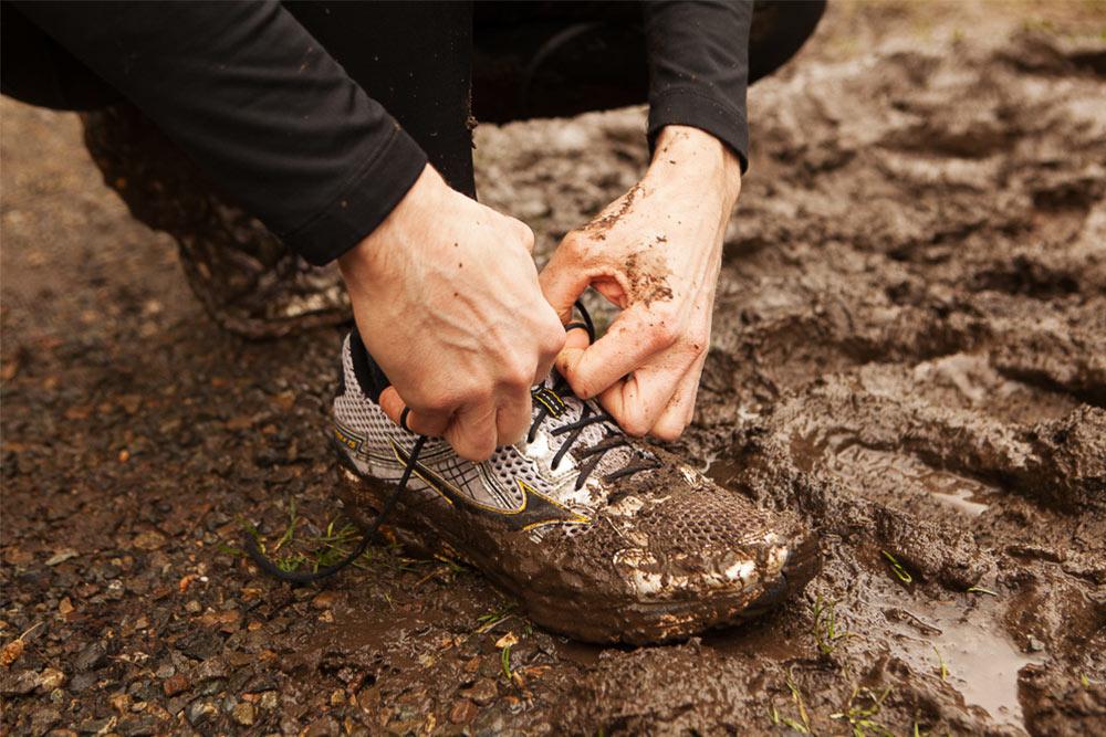 Muddy-Shoe