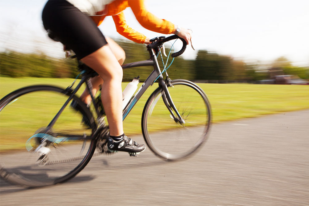Train for your First Century Ride