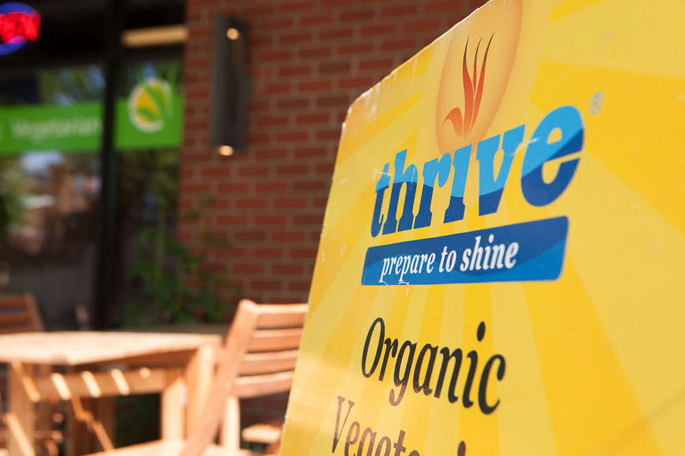 Thrive Cafe in Green Lake
