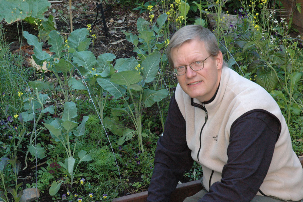 Gardening with Bill Thorness
