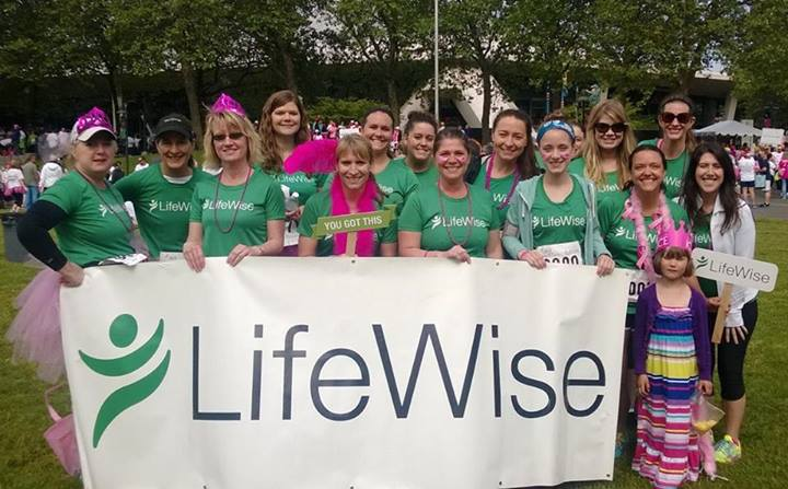 LifeWise Race for the Cure