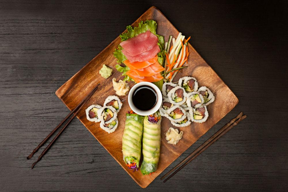 Nob Hill 23rd Bamboo Sushi
