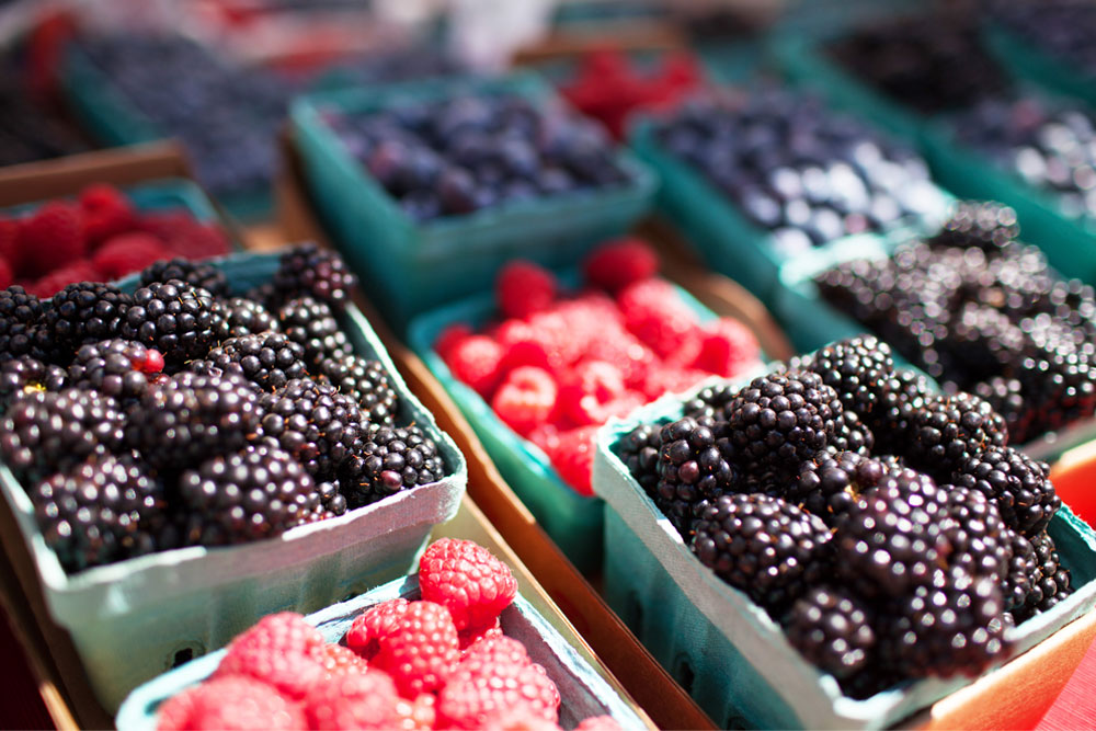 Northwest Fresh Produce Stands