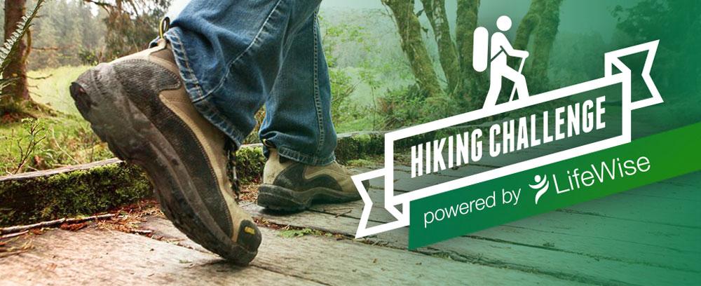 Summer Hiking Challenge