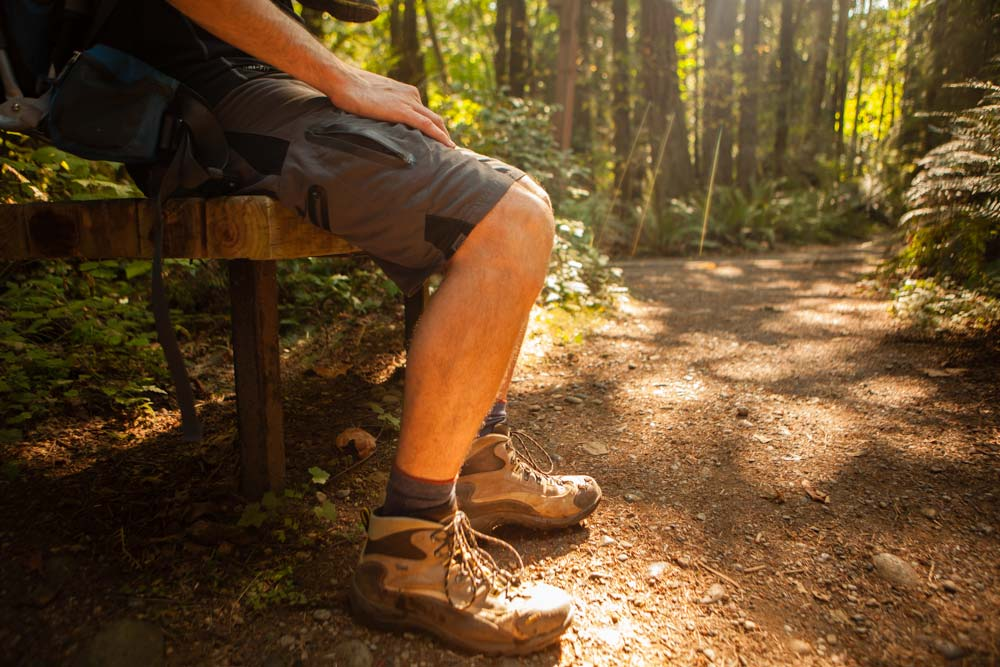 Oregon Hikes different autumn trails