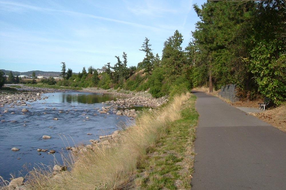 Spokane adventure Spokane River