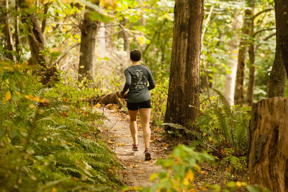 Northwest Trail Races trail running