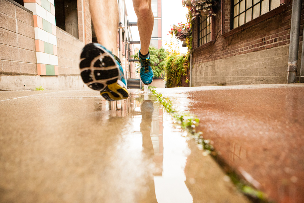 Rain Warrior: Seattle Running Routes Perfect for a Rainy Day-Seattle running routes