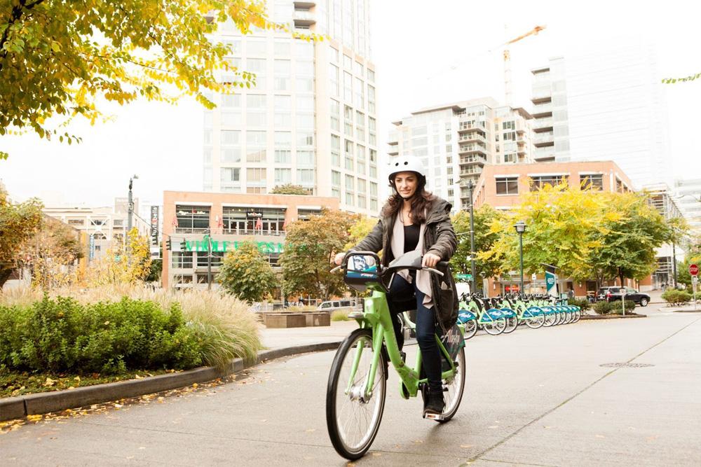 Pronto bike share