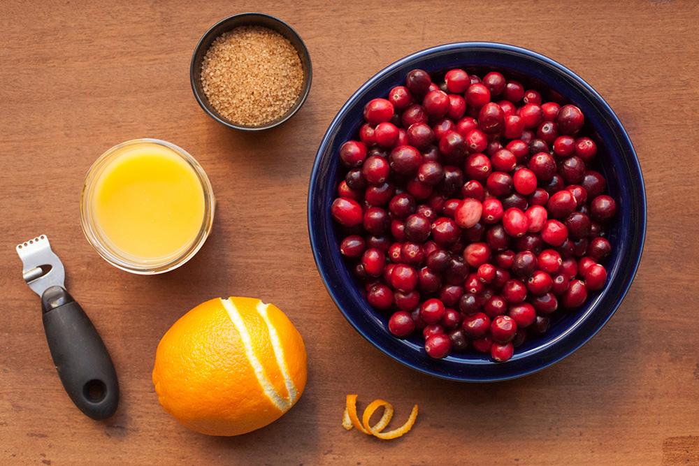 DIY cranberry sauce