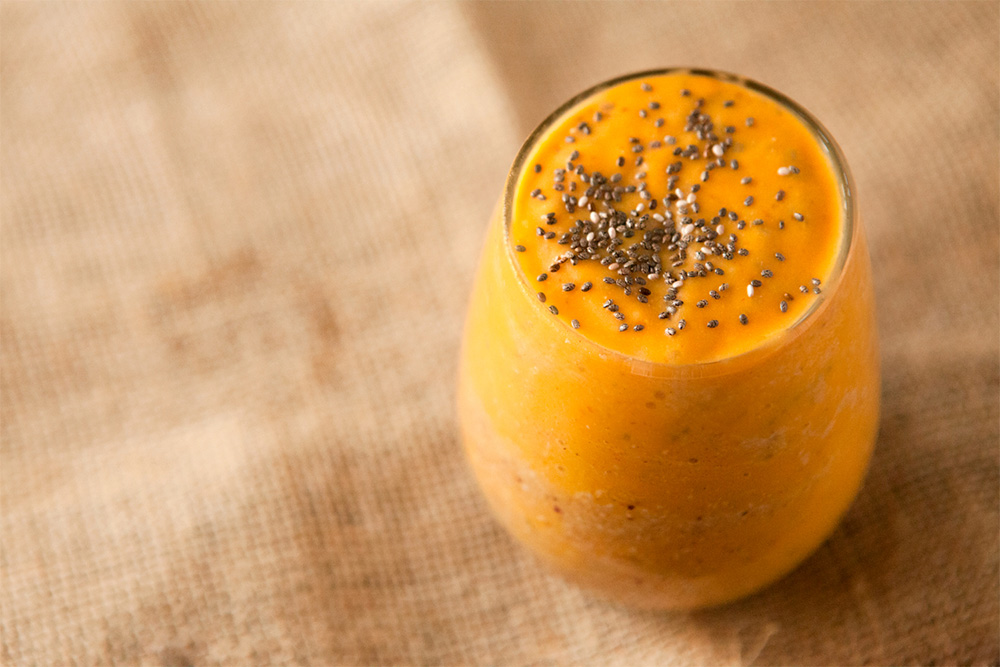 seasonal smoothie