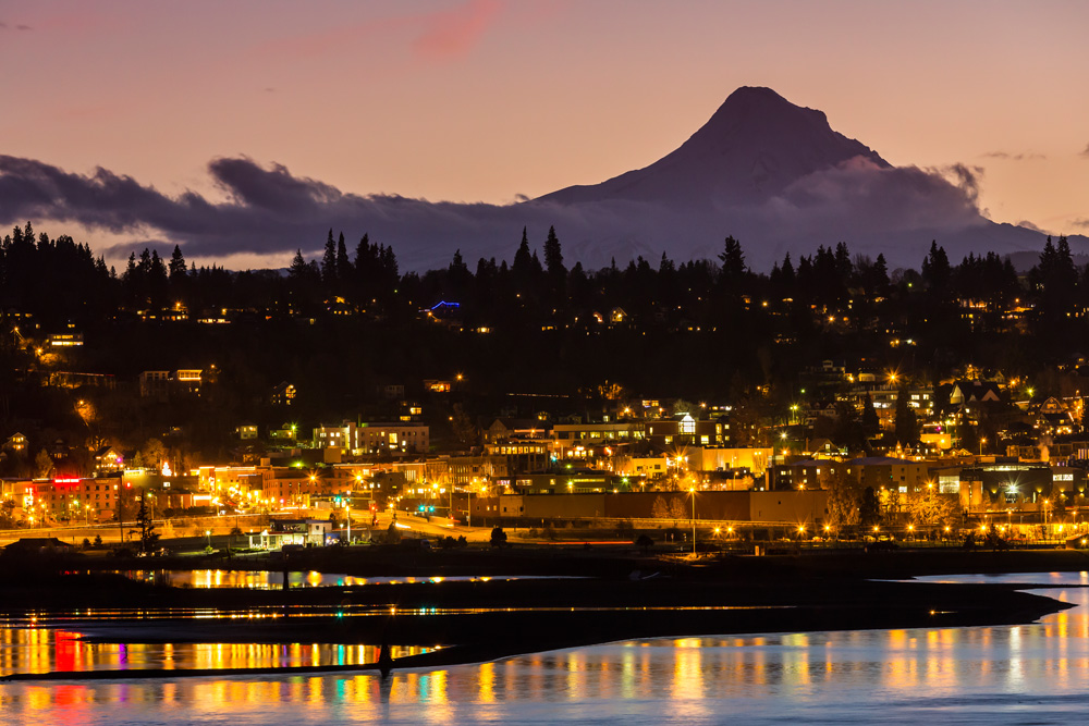 Hood River Oregon