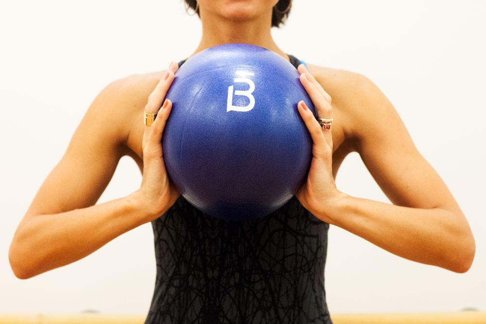 indoor workout medicine ball