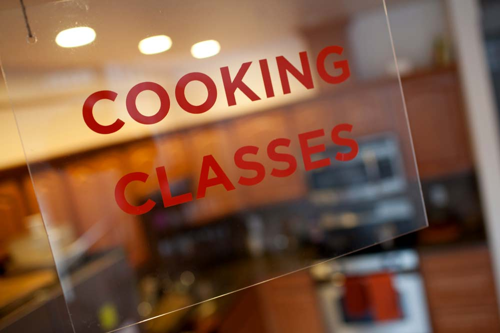learn to cook healthy