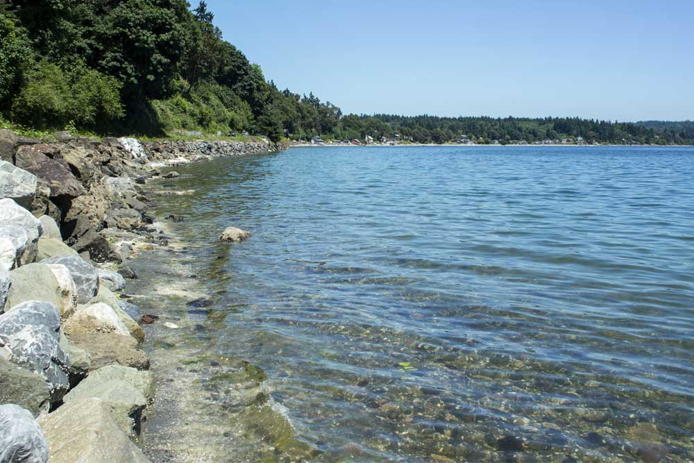 puget sound getaway vashon islands